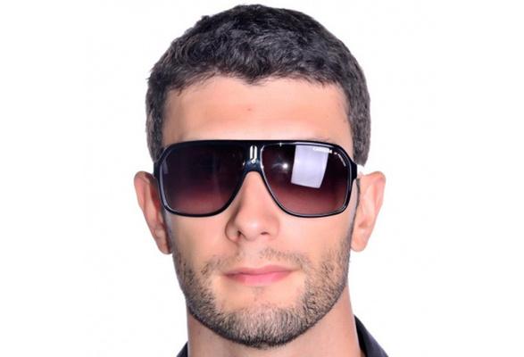 De Hommes Soleil Couleurs 5 Frame Lunettes Matte Carrera Décontractées Mode Unisex Pour gby76f
