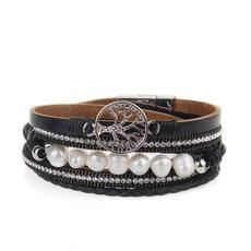 Fashion, Jewelry, pearls, Bracelet