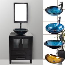 bathroomvanitywithvesselsink, Bathroom, bathroomvanity, Glass