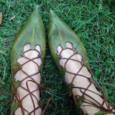 Sandals, partyshoe, Lace, crossstrap
