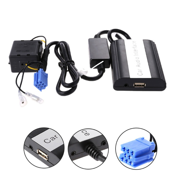 Adapters & Plugs Handsfree Car Bluetooth Kits MP3 AUX Adapter
