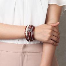 Fashion, pearls, Bracelet, modearmband