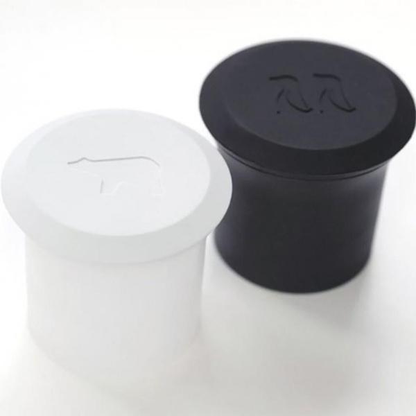 Wish   2Pcs Polar Bear Penguin Jelly Chocolate Ice Cube Silicone