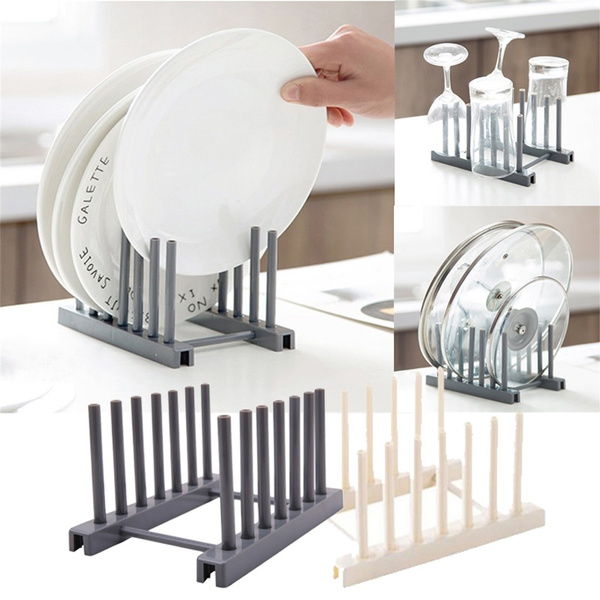 Kitchen Dish Rack Stand Holder Bowl