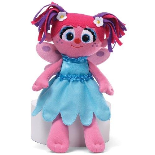 Gund Sesame Street Everyday Abby Cadabby Take Along Buddy 11 5 Plush