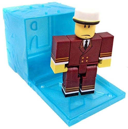 Roblox Mystery Box Series 3 - Roblox Series 3 A Normal Elevator Doorman Action Figure Mystery Box Virtual Item Code 25