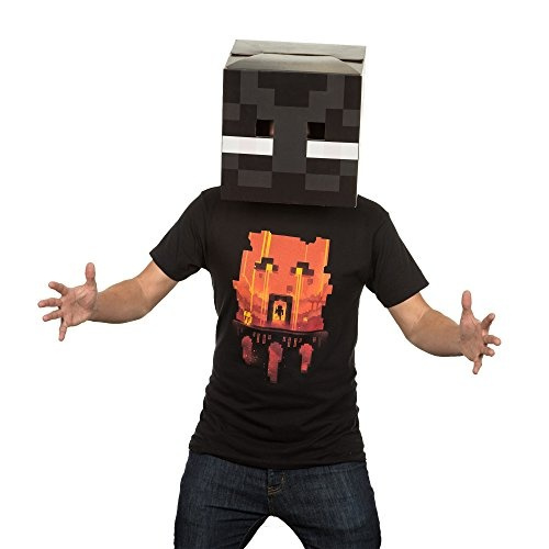 Jinx Minecraft Enderman Head Costume Mask