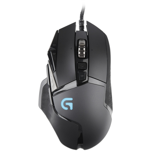 a150ceaa7da Logitech G502 Proteus Spectrum Tunable Gaming Mouse (Black) - Refurbished |  Wish