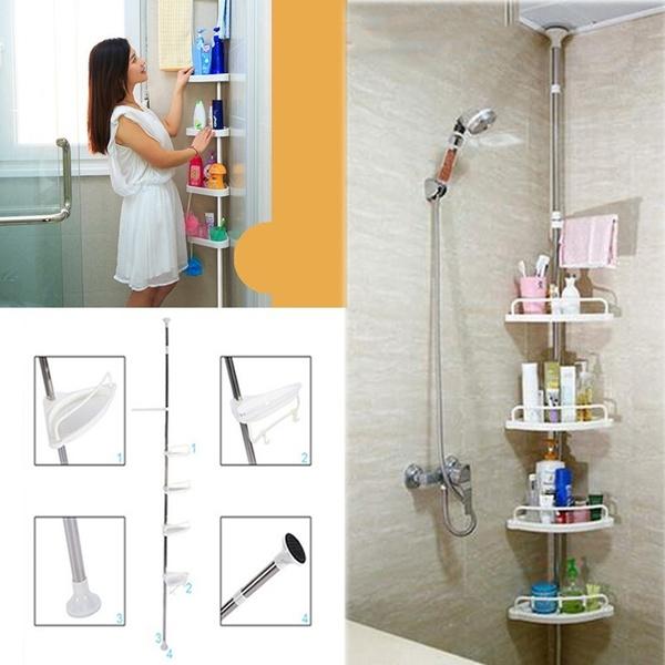 Bathroom Corner Shower Caddy