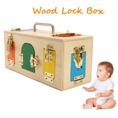 Box, montessori, Toy, Gifts