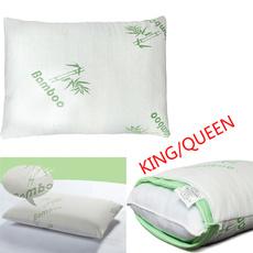 King, Bed Pillows, neckpillow, Furniture