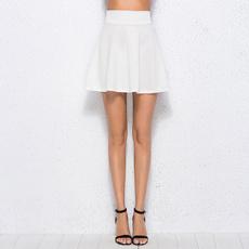 Mini, hightwaist, Plus Size, miniskirtsdre