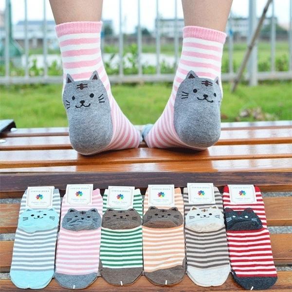 Hosiery & Socks, cute, Fashion, Winter