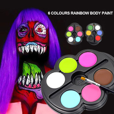 rainbow, paintingpigment, Cosplay, Colorful