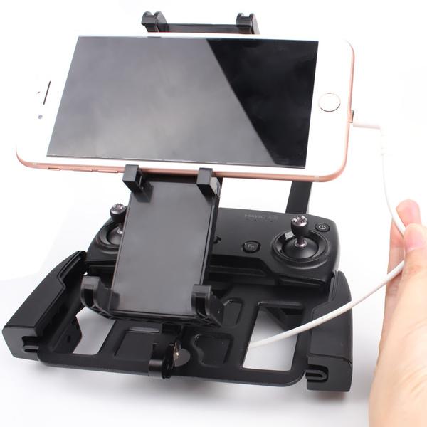 LICHIFIT Supporto per Tablet a sgancio rapido per Supporto Piatto Regolabile DJI Mavic Air 2