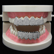 Fashion, hiphopteeth, Tops, dentalgrill