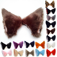 Cosplay, Halloween Costume, Fox, Hair Pins