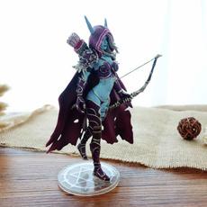 windrunner, Toy, figure, sylvana