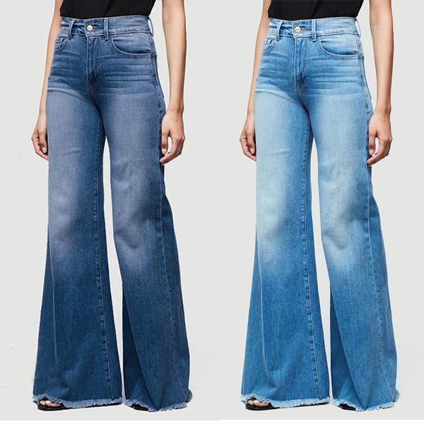 Plus Size, high waist, pants, Vintage