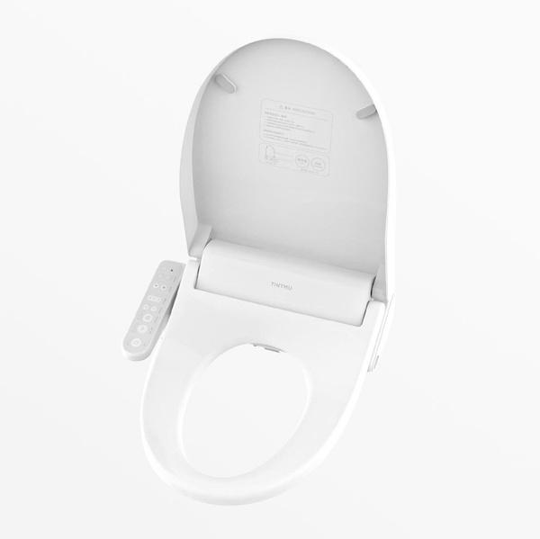 Terrific Xiaomi Tinymu Home Smart Multifunctional Anti Bacteria Toilet Seat Bidet 3 Grade Adjustable Water Temperature Led Light Electronic Bidet With App Ibusinesslaw Wood Chair Design Ideas Ibusinesslaworg