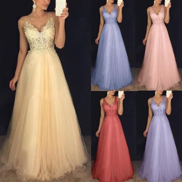 varios diseños venta más barata otra oportunidad Wish vestidos para fiesta – Vestidos de punto 2019
