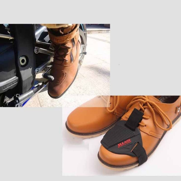 1 PC Motorcycle Gear Shifter Shoe Boots Protector Shift Sock Boot Cover 2019