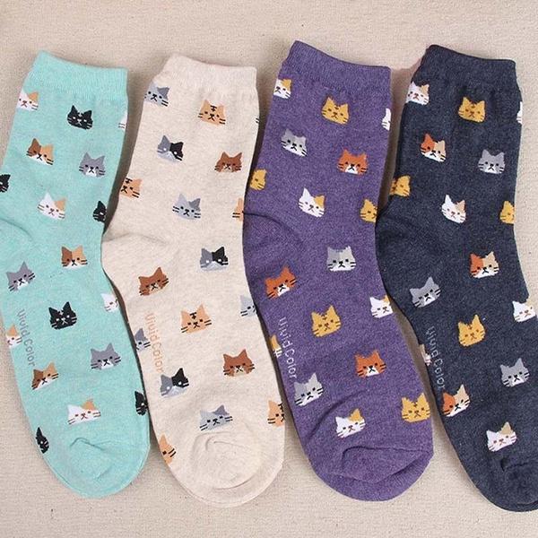 Beautiful, Cotton Socks, Socks, Women's Fashion