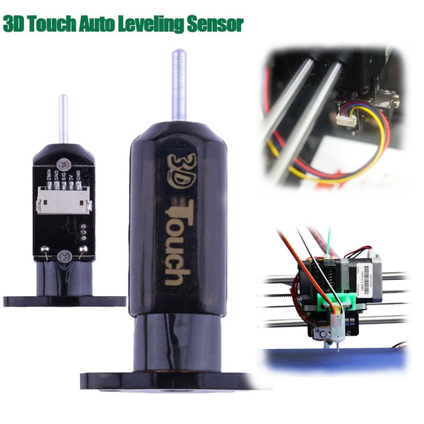 5V Office Electronics 3D Printer Parts Black High Precision Auto Bed  Leveling Sensor Anet A8 3D Touch