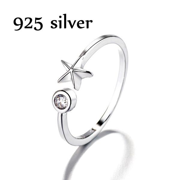 Sterling, Fashion, Jewelry, starfish