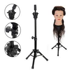 wig, headholder, hairdressingheadholder, mannequinholder
