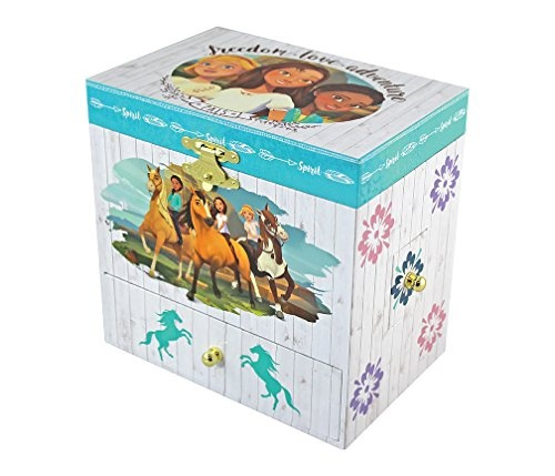 Horse Jewelry Box Cool Wish Breyer Spirit Riding Free Spirit And Lucky Musical Horse