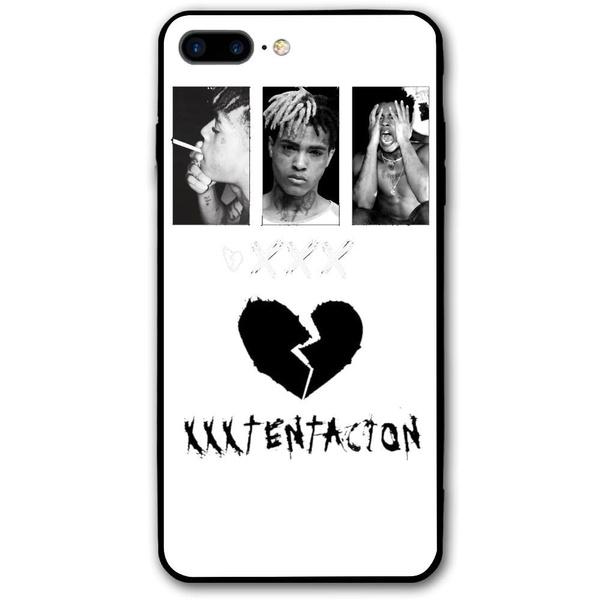 outlet store 98c80 8c5af XXXTENTACION Iphone Case 5 5s 6 6s 7 8 X S7 S8 Plus Samsung SE Edge Note  Case