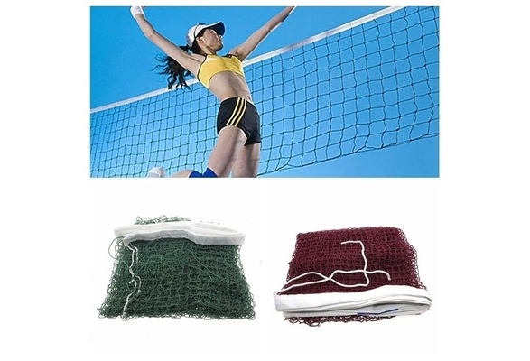 Sporting Goods Training Standard Braided Badminton Replacement Net Netting 620*64cm  6A