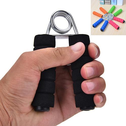 Spring Hand Grip Finger Strength Exercise Sponge Forearm Health Builder