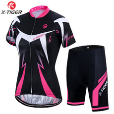Fashion, Bicycle, Sports & Outdoors, womencyclingset