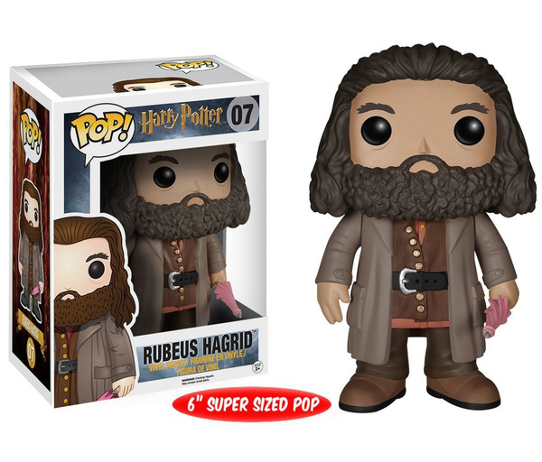 Funko Vynl Harry Potter Hagrid /& Harry Collectible Toy