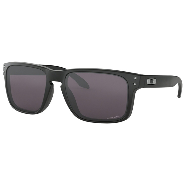 Oo9102 01 Oakley Square Sunglasses Holbrook Black Men's IED9H2