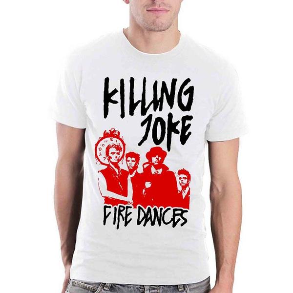 Fire Dances T-Shirt Killing Joke