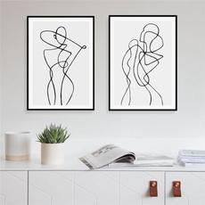 art print, minimalist, Arte para la pared, Decoración de hogar