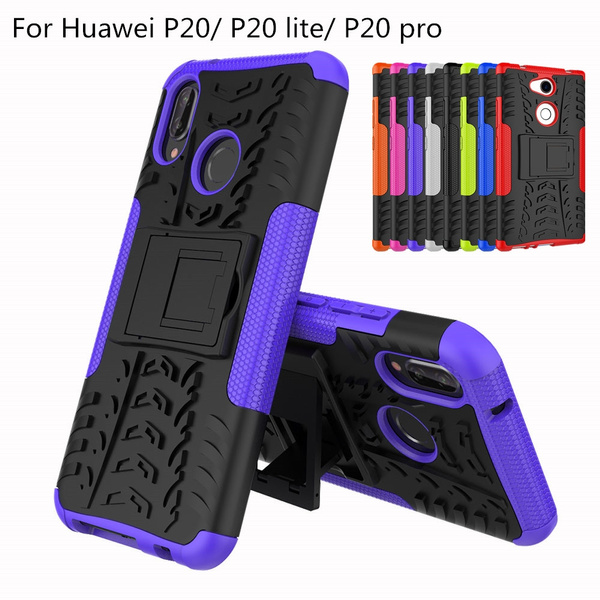 best cheap 69243 066ea Case for Huawei P30 Lite P30 Pro P30 Lite 360 Phone Shockproof Hard Slim  Cover for Huawei Mate 20 Mate 20 Peo Mate 20 Lite Kickstand Cover