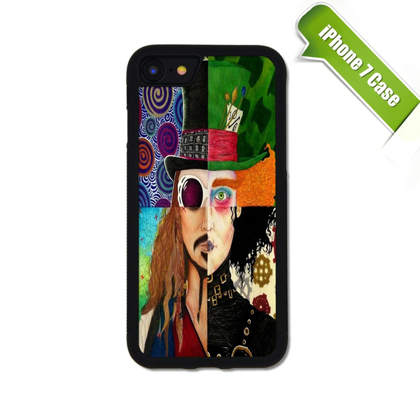 Wish Johnny Depp Character Collage Iphone Case For Iphone 4 4s 5