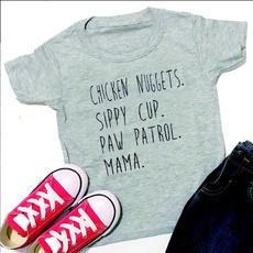 Gray, boyscottonshirt, kids clothes, Shirt
