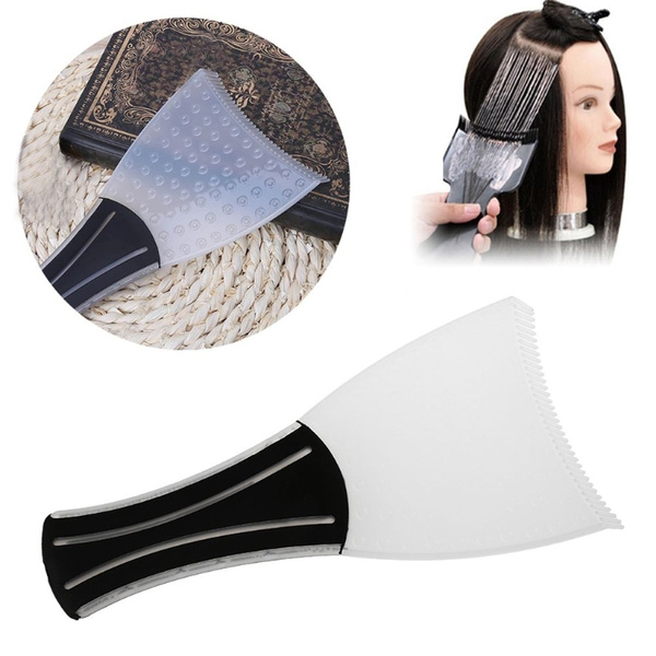 Styling Accessories Auxiliary Tools Highlight Hair Styling Tools Tint Brush  Pick Color Board Professional Hair Color Comb Hair Coloring Comb Hair ...