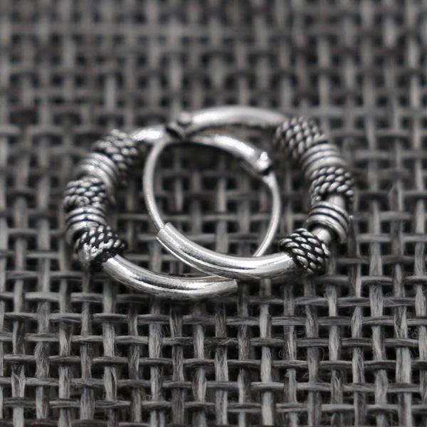 Head, Hoop Earring, Jewelry, vintage earrings