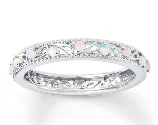Sterling, DIAMOND, Sterling Silver Ring, Engagement Ring