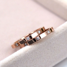 18 k, goldplated, crystal ring, Wedding Accessories
