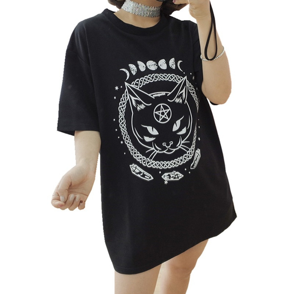 Summer, Goth, Funny T Shirt, witchcraft