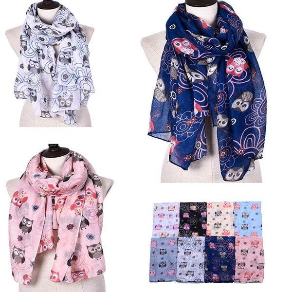 6694804cfe594 Female Mini Chi's Sweet Home Cat Printed Scarf Cute Carton Figure Chi Cat  Blanket Stole Wrap Cute Anime Scarves And Shawls | Home