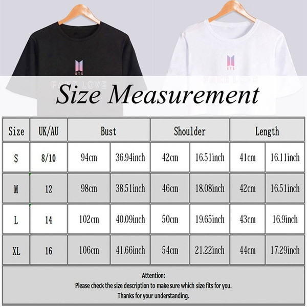 4d5aa971f28f BTS Fake Love Tee in 2018 Products t Shirts Clothes