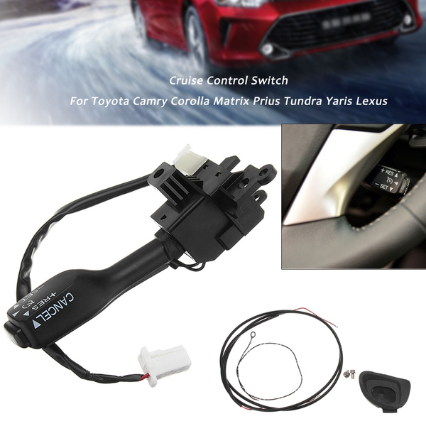 Cruise Control Switch for Toyota CAMRY COROLLA TUNDRA LEXUS RAV4 MATRIX PRIUS